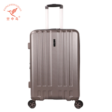 Baigou china quality factory hard suitcase pc luggage case
