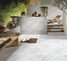 600*600,600*300 concrete cement series outdoor floor porcelain rustic tiles from foshan china