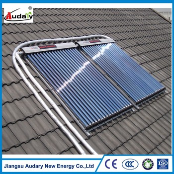 hot sell pressurized heat-pipe solar collector