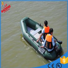 High Quality Custom Wholesale pvc or hypalon fishing boat large in stock