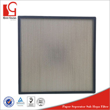 hepa filter h13 14 h11 exhaust fan for laboratory
