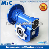 Chinese ISO9001 Certificate Mini Aluminium Alloy 2 Poles Motor Speed Transmission