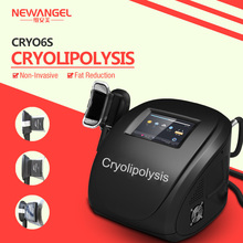 Cryo cool technology cryolipolysis portable slimming machines home use fat freeze