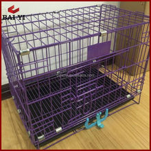 Customized Metal Steel Iron Pet Cages Dog Kennel Supplier