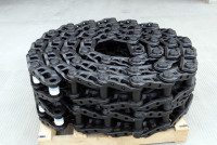 hitachi excavator ex120 track chains