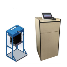 Technology Automatic Wooden Stainl Steel Compactor Recycle Bin