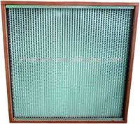 Box Type Deep Pleated Hepa Filter