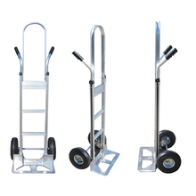 Storage convenient security hand trolley cart for sale