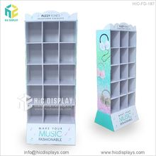 HIC pos paper cell phone, made in china display racks for ipad