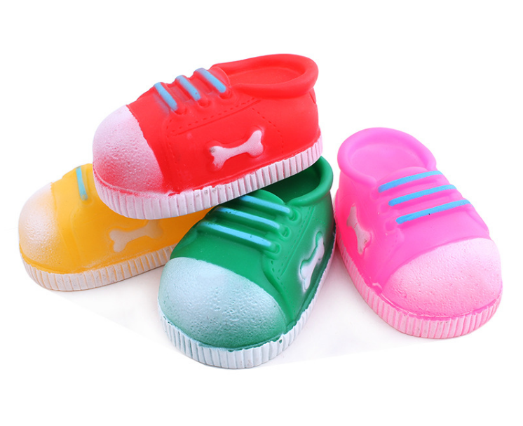 Shoes Toy Vinyl Squeaky Dog Toys Animal Sex Fun Wholesale Pet Products Pet Toys