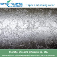 Embossing roller for Paper embossing machinery