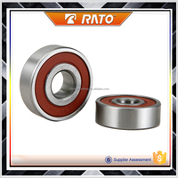 Low price high speed deep groove ball bearing 6203 2rs for motorcycle made in China