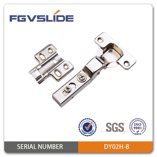 High Quality Furniture Hardware Clip-on Stay Open Hinge