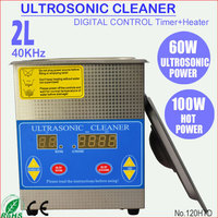 120HTD 2L Heated Sonic Cleaning Ultrasonic