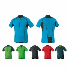 Custom new design high quality quick dry fit mens reflective running shirt with cheap price