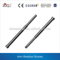 Anti-Rotation Screw,Surgical titanium screws