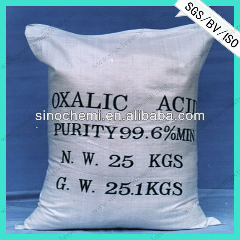 ISO approved leading oxalic acid factory