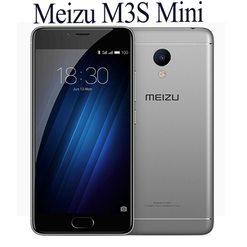 "Meizu M3S Mini MTK MT6750 Octa Core 4G LTE Metal Body Fingerprint ID 1280x720p 2.5D Glass 5.0"" Screen 13.0MP Camera"
