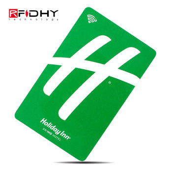 New Promotion Reusable Printing RFID Hotel Keycard Access
