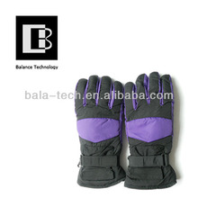 rechargeable heat gloves/ heated sports gloves
