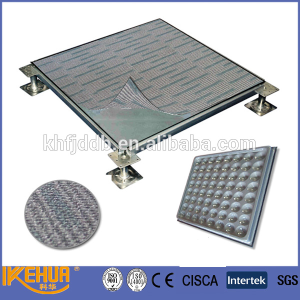 anti static steel raised access floor without edges