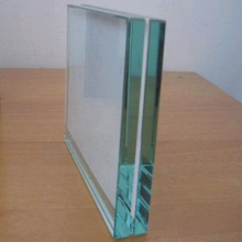 8.38mm tempered laminated glass safe glass