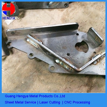 Customized large heavy type metal sheet welding fabrication stamping parts