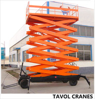 TAVOL Brand 5 ton hydraulic scissor lift made in China