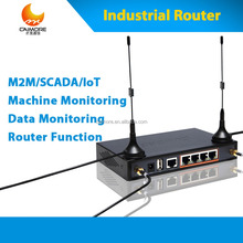 CM520-82W multifunctional WCDMA /EVDO/GSM wireless industrial 3g vpn router with gprs modem