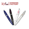Get Free Samples 500gb 1000gb Usb Flash Drive Pen Shape Memory Stick Metal Pen Usb with Logo