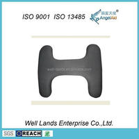 MF-BACK-005H, H shape Lumbar back support with adjustable belt, office seat cushion, memory foam cushion, car back cushion