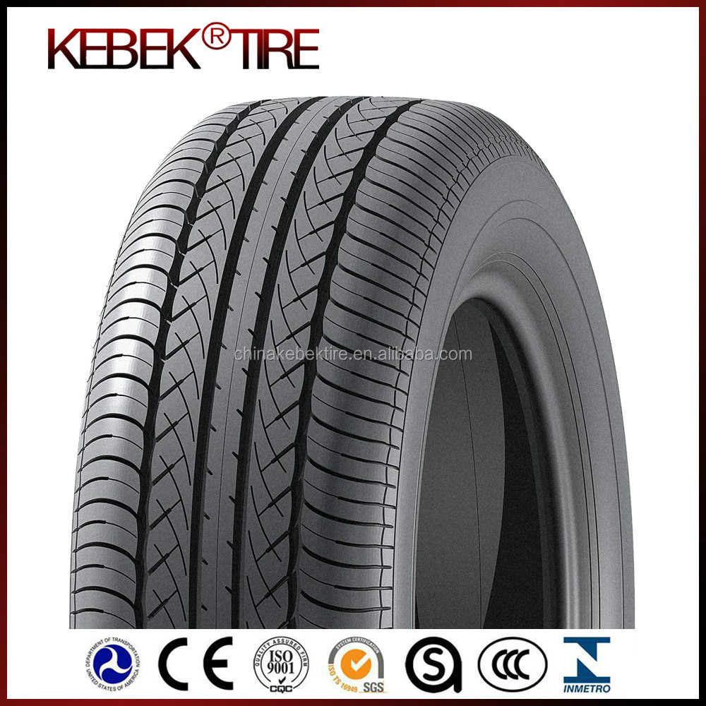 COMMERCIAL PCR TYRE CAR TIRE SIZES 165/70R13, 175/70R14, 185/65R15, 195/65R15, 185R14C and 4x4 PCR TIRE