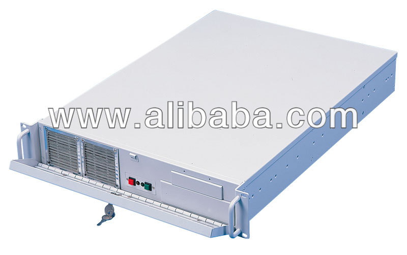 2U Rack-mount Computer Case/ IPC Chassis for server, monitor system and VPN