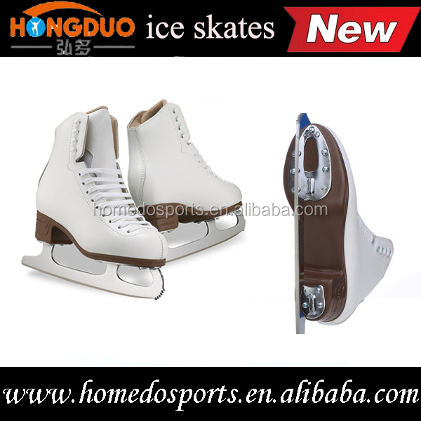 Professional long track ice skate