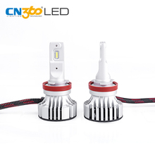 Easier installation new series F2 360 led headlight H1 H3 H4 H7 H8 H10 H11 led head light