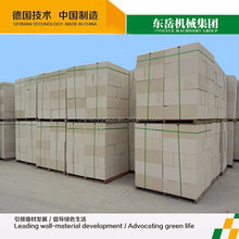 Aerated Concrete Lightweight flyash sand based AAC Blocks (bricks)