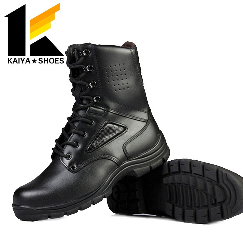 Wholesale military boots men waterproof french combat boots ...