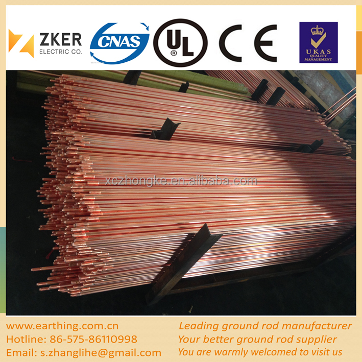 Copper Earth Rod/Ground Rod