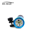 2017 Newest Hot Selling Multifuction Dive Flashlight scuba light V11