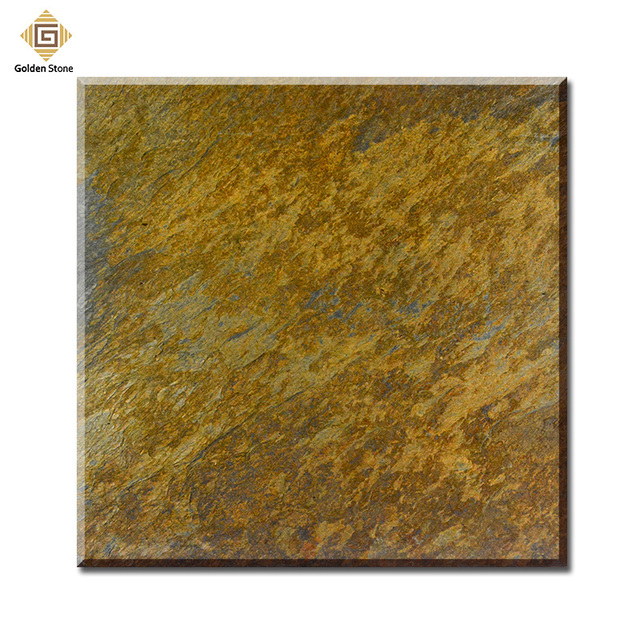 2017 chinese wholesale split slate floor tile price