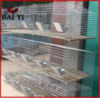 Wire Rabbit Farming Cages And Rabbit Cage System Sale