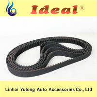 Supply high quality Peugeot 206 auto rubber timing belt 134RU25.4