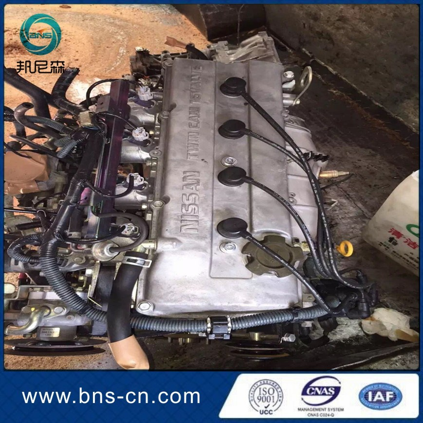 Good Condition Used K24A Gasoline Engine With Gearbox For Acord/SUV