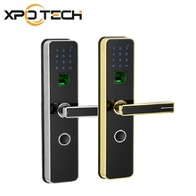 Security Digital Smart Fingerprint Door Lock