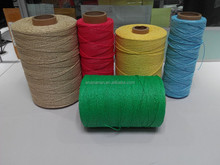 pp splitfilm rope ; straw rope;baler twine ;packing rope
