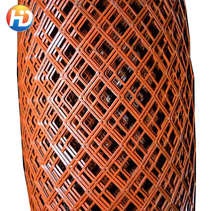 4x8 flattened expanded metal mesh