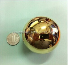 High precision solid hollow copper/brass balls