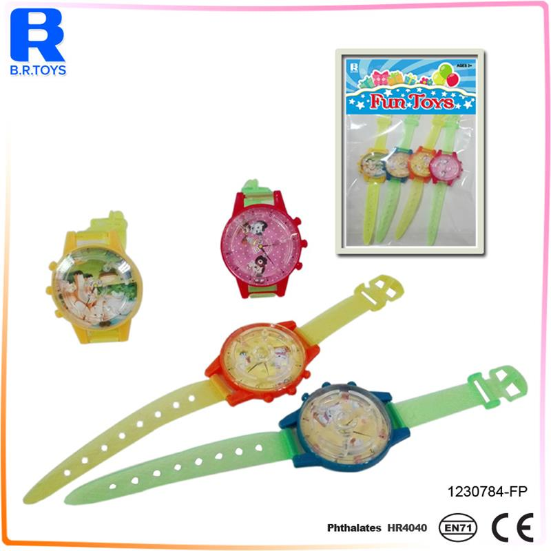 promotional Cute and fashional toy cheap toy watch