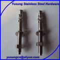 Stone cladding system wedge bolt