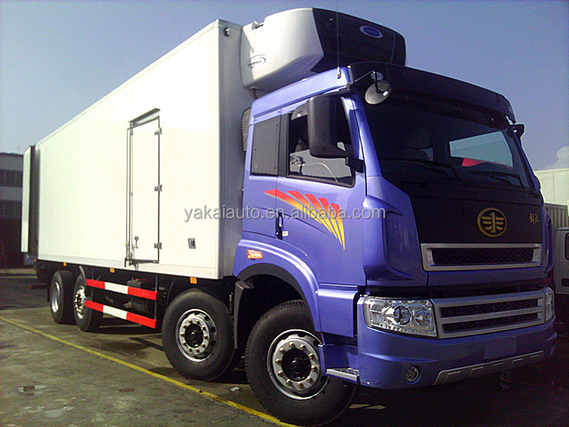 fresh fruit/vegetable transport refrigerated van body